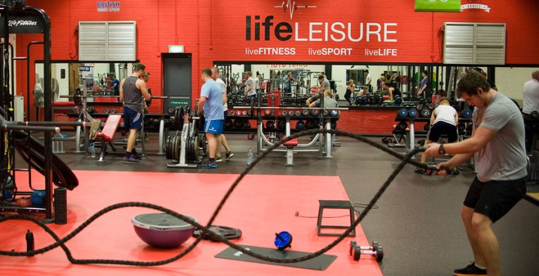 life leisure Stockport are up for 2 national awards