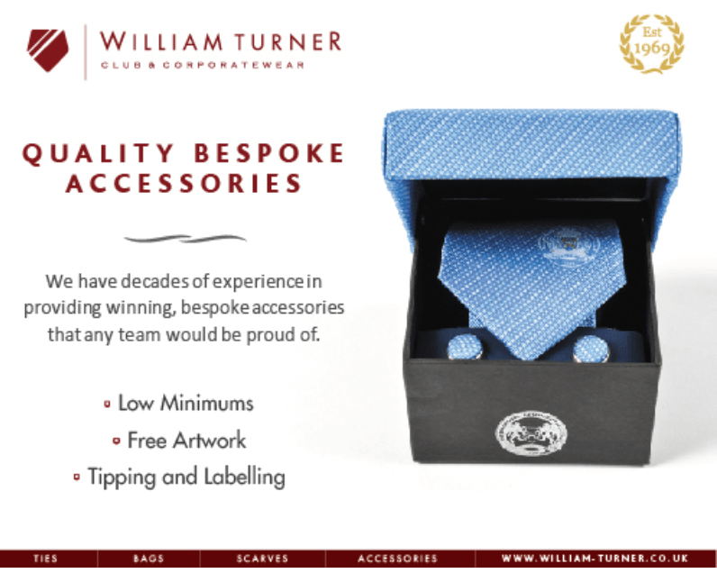 William Turner Accessories