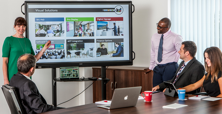 Midshire deliver innovate screen technology in education