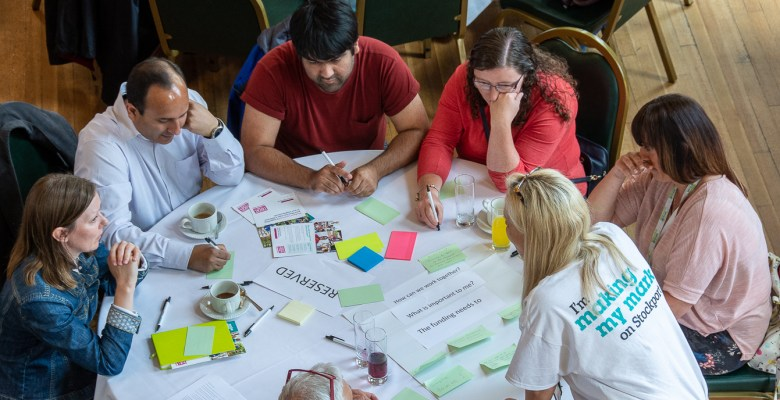 Stockport Local Fund Round table workshops