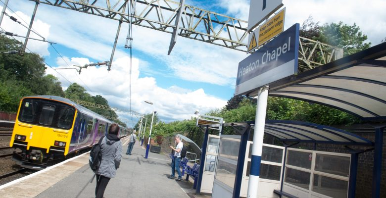 Railway disruption expected in Greater Manchester this weekend