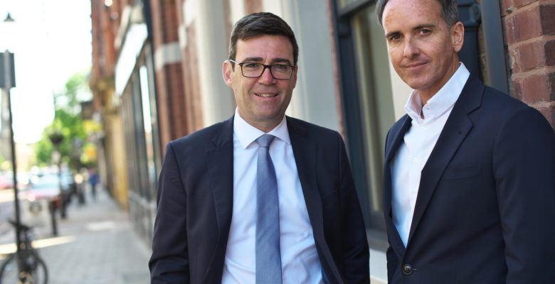 Greater Manchester Night time economy panel unveiled by Sacha Lord and Andy Burnham