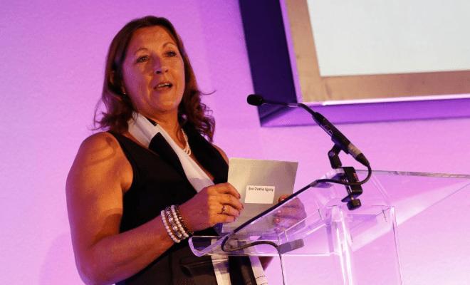 Helen White Stockport Business Awards