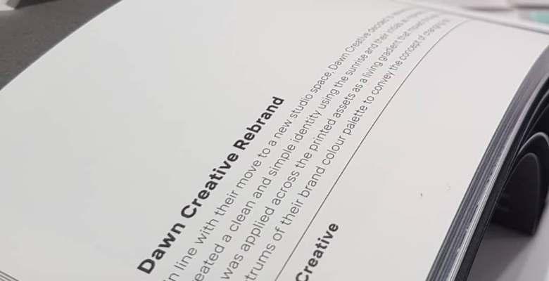 Dawn Creative internal rebrand