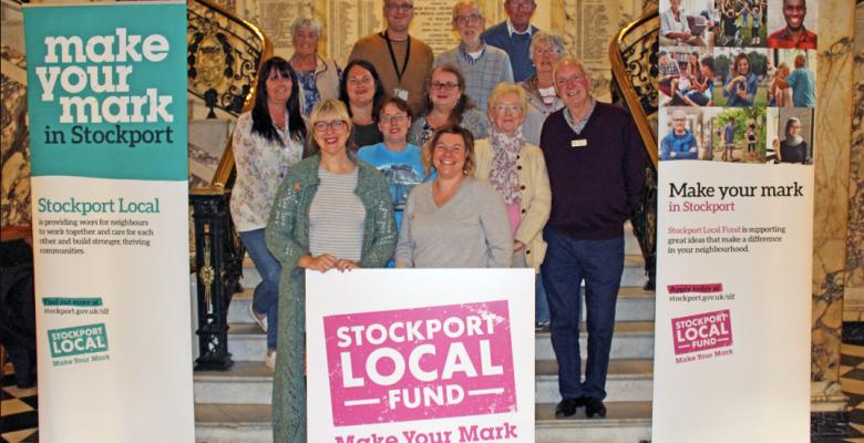 Stockport Local Fund first round awards