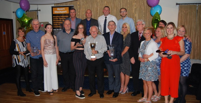 Stockport Sports Awards winners 2018