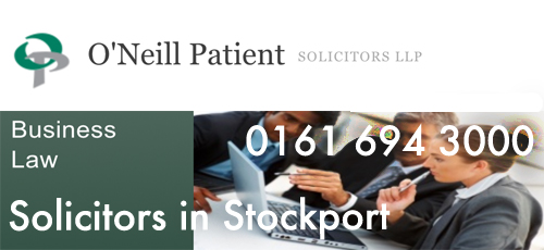 O'Neill Patient Solicitors in Stocklport
