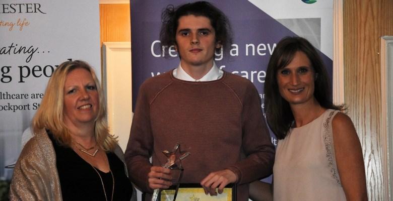 Stockport Care Service winner in 2018