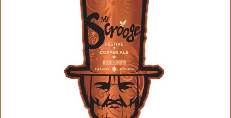 Mr Scrooge - Robinsons Seasonal Ale