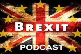 BREXIT PODCAST JASON HUNTER