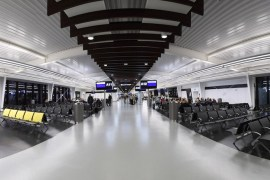 Manchester Airport Pier Opening T2