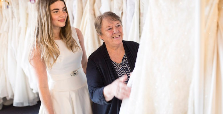 Stockport charity bridal boutique