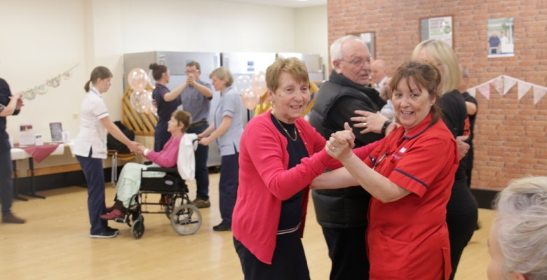 Stockport NHS - Dance therapy improves patient experience