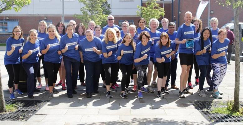 Stockport NHS Team Step 10K
