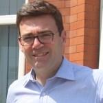 Andy Burnham closing the gender pay gap