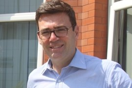 Andy Burnham closing the gender pay gap