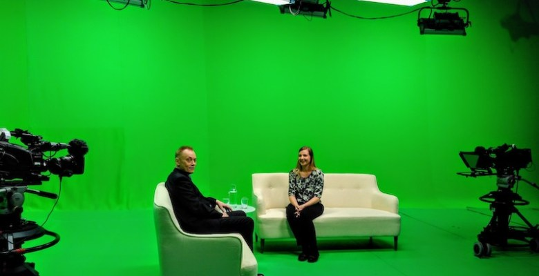 Vector TV Stockport Green studios