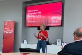 Midshire BHF event