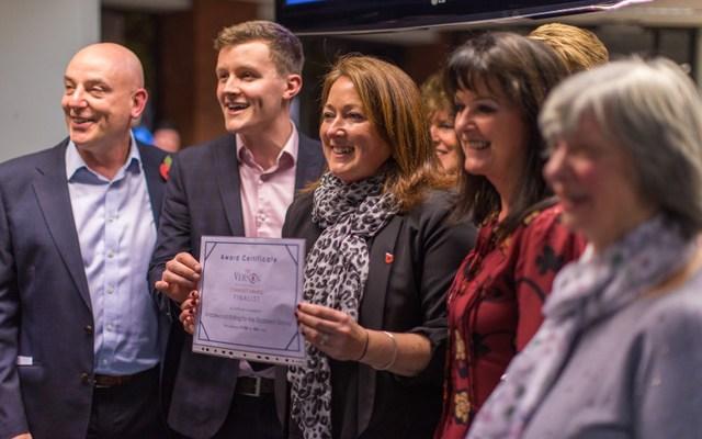 Vernon Building Society Community Awards