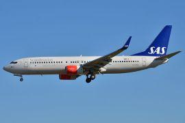 Boeing_737 Scandinavian_Airlines
