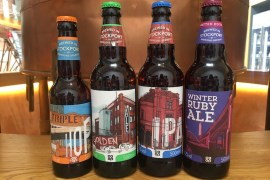 Robinsons brew Co-op own label beer range