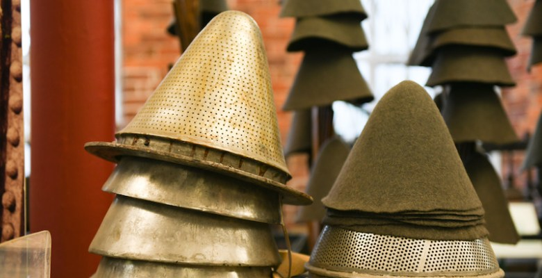 Stockport Hat works welcomes Arc