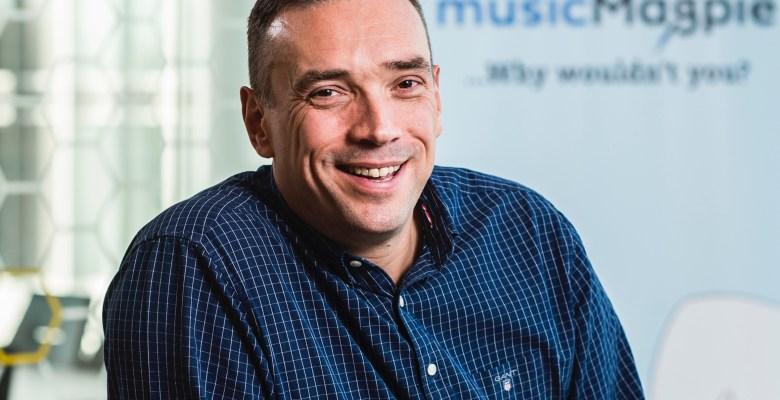 Steve Oliver Music Magpie