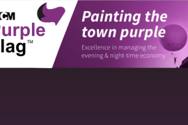 Stockport awarded Purple Flag status