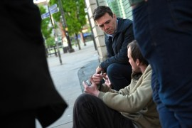 Andy Burnham calls for homelessness commitment from party leaders