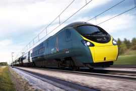 Avanti West Coast revealed as new name of rail franchise
