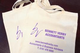 Bennett Verby go plastic bag free