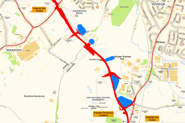 Poynton relief road contract awarded to Graham Construction
