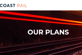New West Coast rail franchise to bring upgrades for passengers