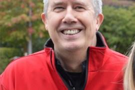 Martin Harriman, winner of Life Leisure Lifetime Achievement award