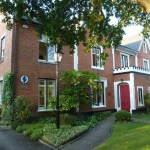Engineering consultancy Otto Simon head office in Cheadle