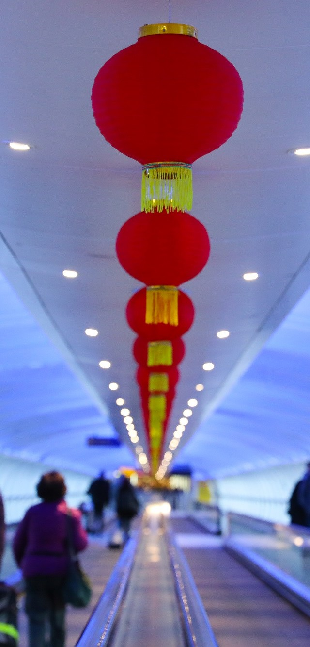 Manchester Airport celebrates Year of the Rat with closer connections to China