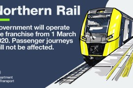 Northern Rail to lose franchise