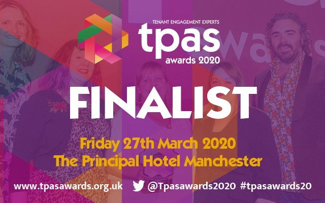 Stockport Homes Group are finalists in 2020 TPAS Awards