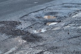 £17m awarded to North West for Pothole repair