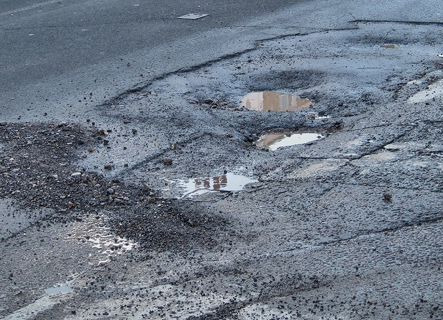 North West Drivers set for smoother ride through £17m boost for pothole repair