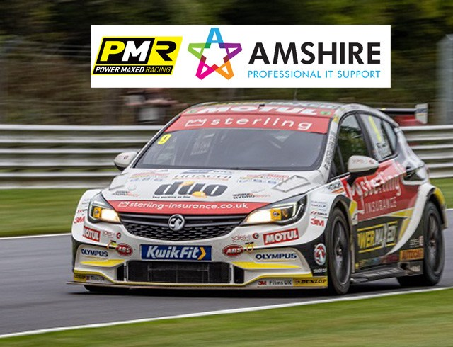 Amshire – Official IT Partner to Power Maxed Racing