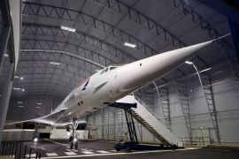 Concorde Platinum tours in Runway Visitor Park
