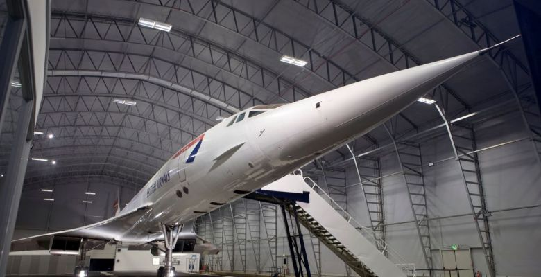 Concorde Platinum tours in Runway Visitor Park
