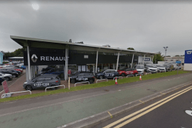 Lookers to rebuild St Marys Way Stockport Renault dealership after 2019 fire