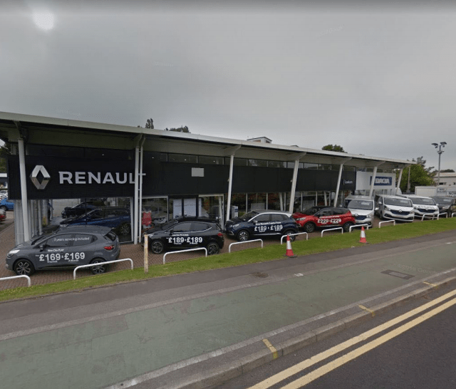 Stockport Renault dealership to be rebuilt after fire
