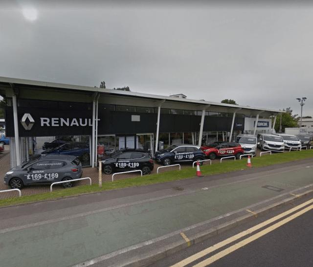 Stockport Renault dealership to be rebuilt after fire