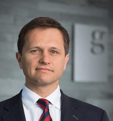 Martin Hoare, Managing Partner at Stockport solicitors Gorvins'