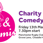 Millie's Trust Gin and Comic Comedy Night