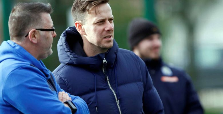 Simon Wilson has been appointed new Director of Football at Stockport County