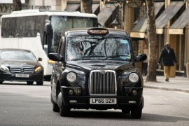 Stockport taxi technology firm supplies black cab operator